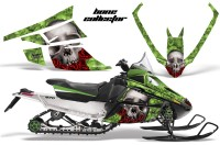 Arctic-Cat-F-Series-AMR-Graphics-BoneCollector-Green