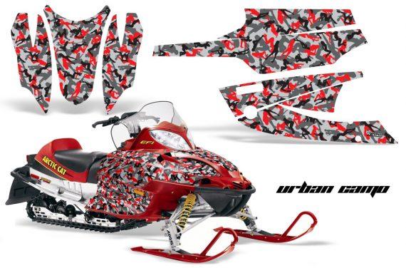 Arctic Cat Firecat AMR Graphics Kit UC R 570x376 - Arctic Cat Firecat Sabercat F5 F6 F7 2003-2006 Graphics