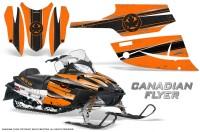 Arctic-Cat-Firecat-CreatorX-Graphics-Kit-Canadian-Flyer-Black-Orange