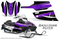 Arctic-Cat-Firecat-CreatorX-Graphics-Kit-Canadian-Flyer-Purple-Black