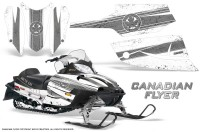 Arctic-Cat-Firecat-CreatorX-Graphics-Kit-Canadian-Flyer-Silver-White