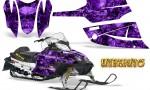 Arctic Cat Firecat CreatorX Graphics Kit Inferno Purple 150x90 - Arctic Cat Firecat Sabercat F5 F6 F7 2003-2006 Graphics