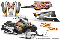 Arctic-Cat-Firecat-CreatorX-Graphics-Kit-Little-Sins-White