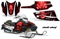 Arctic-Cat-Firecat-CreatorX-Graphics-Kit-Skull-Chief-Red-Black