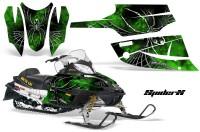 Arctic-Cat-Firecat-CreatorX-Graphics-Kit-SpiderX-Green-Black