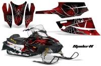 Arctic-Cat-Firecat-CreatorX-Graphics-Kit-SpiderX-Red-Black