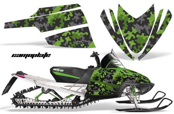 Arctic Cat M Series AMR Graphics Kit CAMOPLATE GREEN 570x376 - Arctic Cat M Series Crossfire Graphics