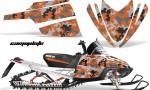 Arctic Cat M Series AMR Graphics Kit CAMOPLATE ORANGE 150x90 - Arctic Cat M Series Crossfire Graphics