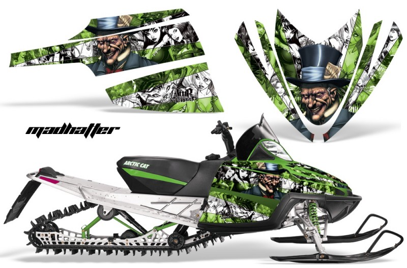 Arctic-Cat-M-Series-AMR-Graphics-Kit-MADHATTER-GREEN