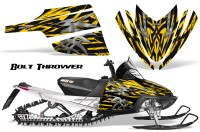 Arctic-Cat-M-Series-CrossFire-CreatorX-Graphics-Kit-Bolt-Thrower-Yellow