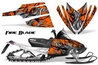 Arctic-Cat-M-Series-CrossFire-CreatorX-Graphics-Kit-Fire-Blade-Black-Orange