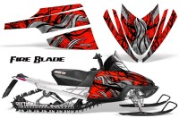Arctic-Cat-M-Series-CrossFire-CreatorX-Graphics-Kit-Fire-Blade-Black-Red