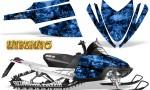 Arctic Cat M Series CrossFire CreatorX Graphics Kit Inferno Blue 150x90 - Arctic Cat M Series Crossfire Graphics