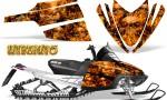 Arctic Cat M Series CrossFire CreatorX Graphics Kit Inferno Orange 150x90 - Arctic Cat M Series Crossfire Graphics