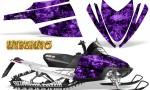 Arctic Cat M Series CrossFire CreatorX Graphics Kit Inferno Purple 150x90 - Arctic Cat M Series Crossfire Graphics