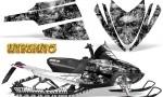 Arctic Cat M Series CrossFire CreatorX Graphics Kit Inferno Silver 150x90 - Arctic Cat M Series Crossfire Graphics