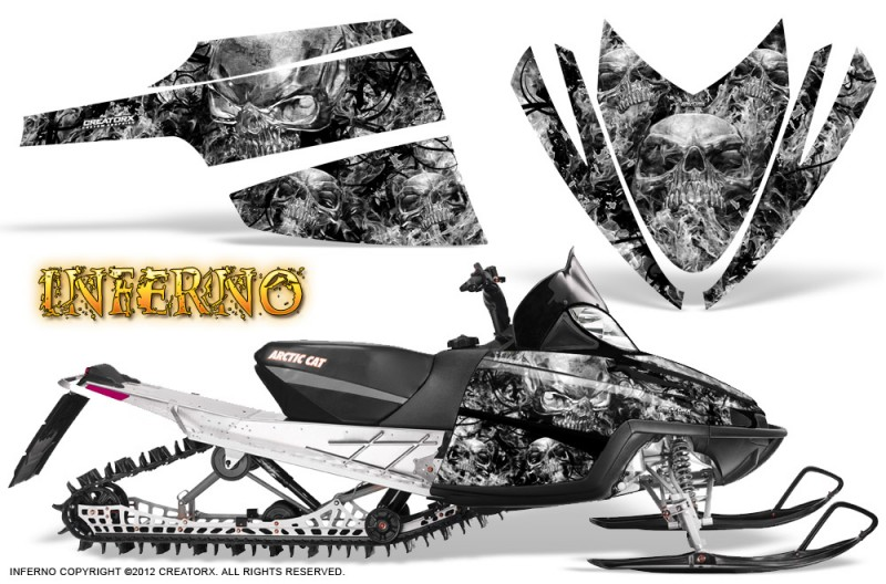 Arctic-Cat-M-Series-CrossFire-CreatorX-Graphics-Kit-Inferno-Silver
