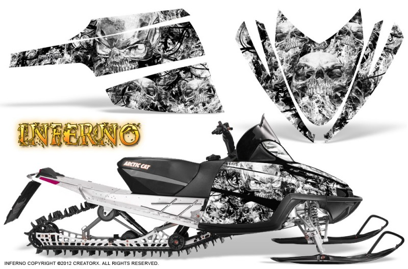 Arctic-Cat-M-Series-CrossFire-CreatorX-Graphics-Kit-Inferno-White