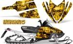 Arctic Cat M Series CrossFire CreatorX Graphics Kit Inferno Yellow 150x90 - Arctic Cat M Series Crossfire Graphics