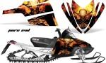 Arctic Cat M Series CrossFire CreatorX Graphics Kit Pure Evil 150x90 - Arctic Cat M Series Crossfire Graphics