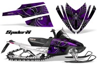 Arctic-Cat-M-Series-CrossFire-CreatorX-Graphics-Kit-SpiderX-Purple