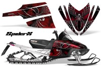 Arctic-Cat-M-Series-CrossFire-CreatorX-Graphics-Kit-SpiderX-Red