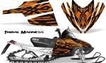 Arctic Cat M Series CrossFire CreatorX Graphics Kit Tribal Madness Orange 150x90 - Arctic Cat M Series Crossfire Graphics