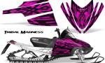 Arctic Cat M Series CrossFire CreatorX Graphics Kit Tribal Madness Pink 150x90 - Arctic Cat M Series Crossfire Graphics
