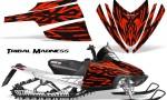 Arctic Cat M Series CrossFire CreatorX Graphics Kit Tribal Madness Red 150x90 - Arctic Cat M Series Crossfire Graphics