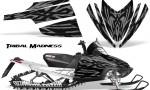 Arctic Cat M Series CrossFire CreatorX Graphics Kit Tribal Madness Silver 150x90 - Arctic Cat M Series Crossfire Graphics