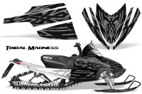 Arctic-Cat-M-Series-CrossFire-CreatorX-Graphics-Kit-Tribal-Madness-Silver