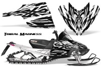 Arctic-Cat-M-Series-CrossFire-CreatorX-Graphics-Kit-Tribal-Madness-White