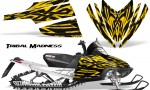 Arctic Cat M Series CrossFire CreatorX Graphics Kit Tribal Madness Yellow 150x90 - Arctic Cat M Series Crossfire Graphics