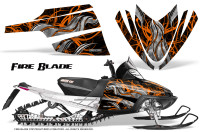 Arctic-Cat-M-Series-CrossFire-Graphics-Kit-Fire-Blade-Orange-Black
