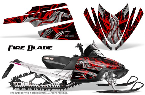 Arctic-Cat-M-Series-CrossFire-Graphics-Kit-Fire-Blade-Red-Black