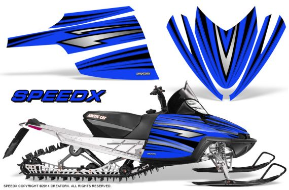 Arctic-Cat-M-Series-CrossFire-Graphics-Kit-SpeedX-Black-Blue