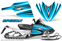Arctic-Cat-M-Series-CrossFire-Graphics-Kit-SpeedX-Black-BlueIce