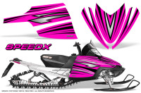 Arctic-Cat-M-Series-CrossFire-Graphics-Kit-SpeedX-Black-Pink