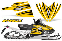Arctic-Cat-M-Series-CrossFire-Graphics-Kit-SpeedX-Black-Yellow