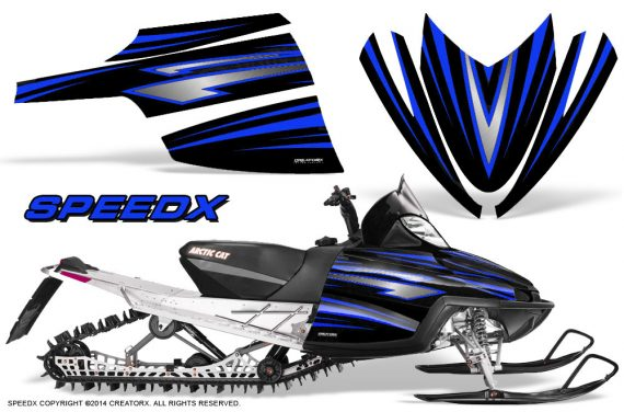 Arctic-Cat-M-Series-CrossFire-Graphics-Kit-SpeedX-Blue-Black