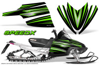 Arctic-Cat-M-Series-CrossFire-Graphics-Kit-SpeedX-Green-Black