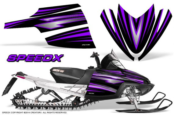 Arctic-Cat-M-Series-CrossFire-Graphics-Kit-SpeedX-Purple-Black