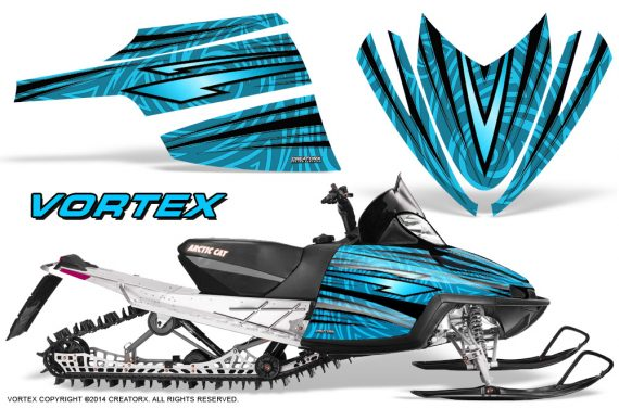 Arctic-Cat-M-Series-CrossFire-Graphics-Kit-Vortex-Black-BlueIce