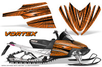 Arctic-Cat-M-Series-CrossFire-Graphics-Kit-Vortex-Black-Orange