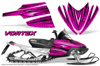 Arctic-Cat-M-Series-CrossFire-Graphics-Kit-Vortex-Black-Pink