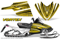 Arctic-Cat-M-Series-CrossFire-Graphics-Kit-Vortex-Black-Yellow