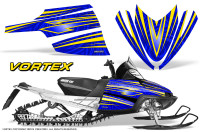 Arctic-Cat-M-Series-CrossFire-Graphics-Kit-Vortex-Yellow-Blue