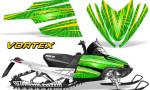 Arctic Cat M Series CrossFire Graphics Kit Vortex Yellow Green 150x90 - Arctic Cat M Series Crossfire Graphics