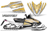 Arctic-Cat-M-Series-CrossFire-Graphics-Kit-Vortex-Yellow-White