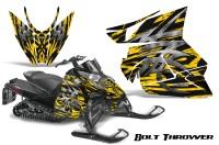 Arctic-Cat-Pro-Climb-Cross-2012-CreatorX-Graphics-Kit-.Bolt-Thrower-Yellow